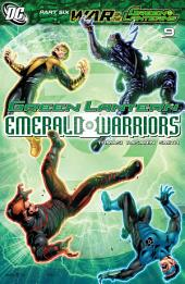 Green Lantern: Emerald Warriors (2010-) #9
