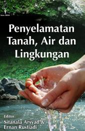 Penyelamatan tanah, air, dan lingkungan