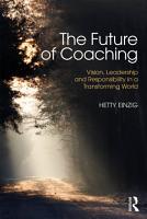 The Future of Coaching PDF