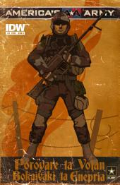 AmericaÕs Army #0