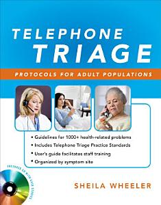 Telephone Triage  Protocols for Adult Populations PDF
