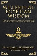 Millennial Egyptian Wisdom PDF