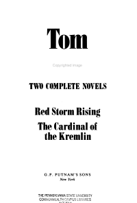 Two Complete Novels