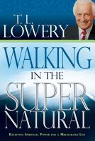 Walking in the Supernatural PDF