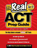 The Real ACT  3rd Edition Book