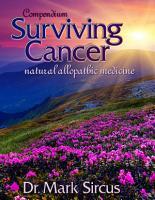 Compendium Surviving Cancer   Natural Allopathic Medicine PDF