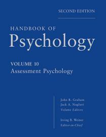 Handbook of Psychology  Assessment Psychology PDF