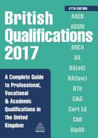 British Qualifications 2017 PDF