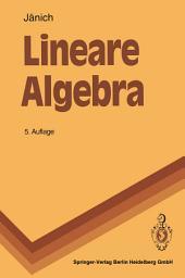 Lineare Algebra: Ausgabe 5