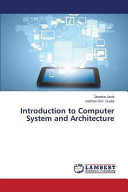 Introduction to Computer System and Architecture