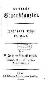 Teutsche Staatskanzlei: Band 9
