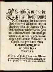 Austeiler Almosens Augsburg