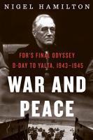 War and Peace PDF