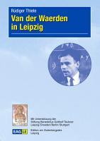 Van der Waerden in Leipzig PDF
