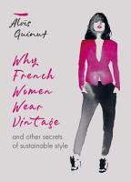 Why French Women Wear Vintage PDF