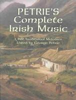 Petrie s complete Irish music PDF