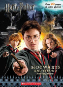 Hogwarts and Beyond Poster Book Book