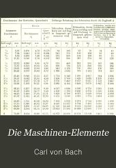 Die Maschinen-Elemente: Text