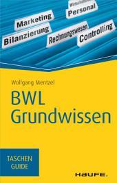 BWL Grundwissen: TaschenGuide