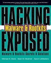 Hacking Exposed: Malware and Rootkits: Malware & Rootkits Secrets & Solutions (eb)