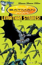 Batman: Leviathan Strikes! #1