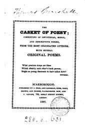 The casket of poesy [ed. by J. Cole].