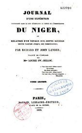 Journal d'une expédition entreprise dans le but d'explorer le cours et l'embouchure du Niger ou Relation d'un voyage sur cette rivière depuis Yaourie jusqu'à son embouchure