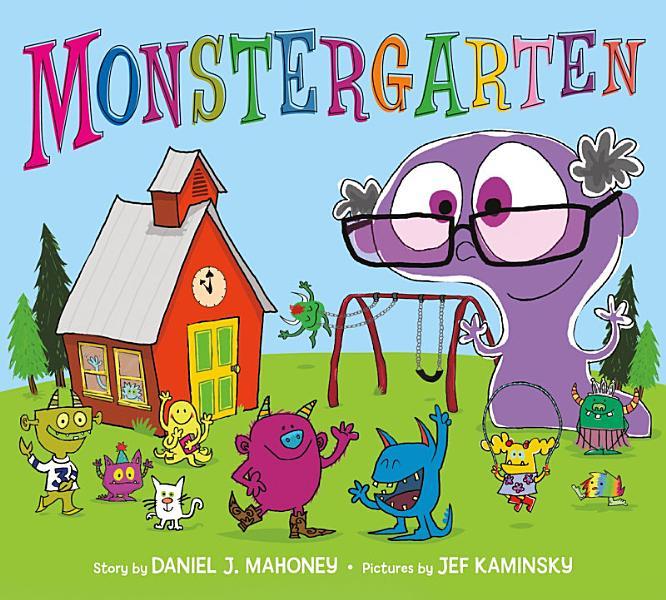 Download Monstergarten Book