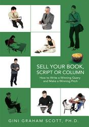 Sell Your Book Script Or Column Book PDF