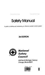 Motor Fleet Safety Manual PDF