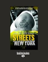 Streets of New York PDF