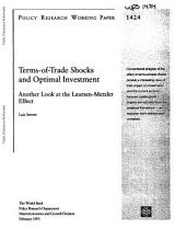 Terms-of-trade Shocks and Optimal Investment: Another Look at the Laursen-Metzler Effect