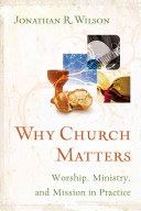 Why Church Matters Book