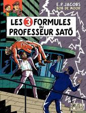 Blake et Mortimer - Tome 12 - 3 Formules du Professeur Sato T2 (Les)