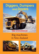 Diggers  Dumpers and Dozers Book