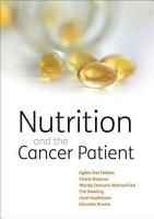 Nutrition and the Cancer Patient PDF