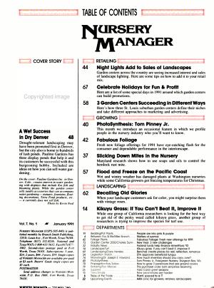 Nursery Manager PDF