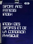 Index Des Sports Et de la Condition Physique PDF