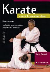 Karate: cesta k prvnímu danu