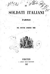Ai soldati italiani