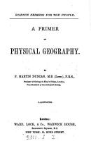 A Primer of Physical Geography PDF