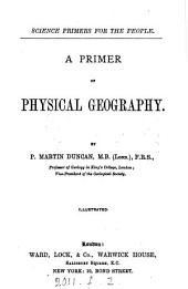 A primer of physical geography