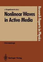 Nonlinear Waves in Active Media