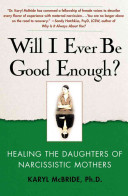 Will I Ever Be Good Enough  Book