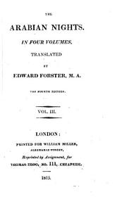 The Arabian Nights: Volume 3