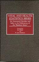 Vital and Health Statistics Series PDF