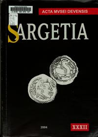 Sargetia PDF