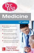 Medicine PreTest Self Assessment and Review  Fourteenth Edition PDF