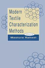 Modern Textile Characterization Methods