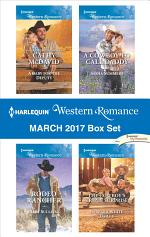 Harlequin Western Romance March 2017 Box Set